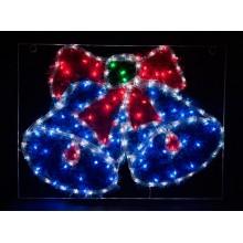 "Световая фигура ""Кокольчики"" Feron LT016 60*45cm 196LED (арт. 26714)"