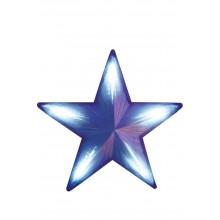 "Световая фигура ""Звезда"" Feron LT030 51*51cm 70LED синий (арт. 26800)"