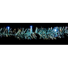 "Гирлянда светодиодная ""Мишура синяя"" Feron CL404 20LED синий 2м (арт. 26814)"