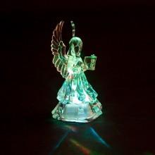 "Декоративная световая фигура ""Ангел"" Feron LT100 6,5*10,3cm 1LED RGB (арт. 26962)"