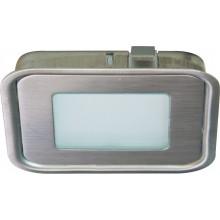 Комплект светильников встраиваемых со светодиодами Feron 6шт 6*8LED 3,6W, DC12V,белый (арт. 27737)