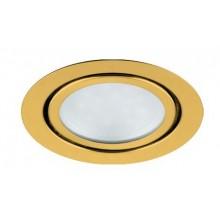 Светодиодный мебельный светильник Feron LN7, 3W, 150Lm, 4000К, золото 28864