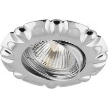 Точечный светильник Feron DL6124 MR16 50W G5.3 хром (арт. 28869)