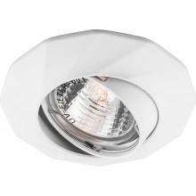 Точечный светильник Feron DL6021 MR16 50W G5.3 белый (арт. 28878)
