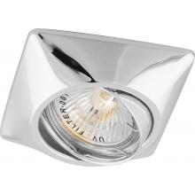 Точечный светильник Feron DL6046 MR16 50W G5.3 хром (арт. 28881)