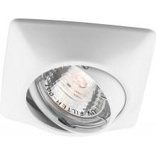 Точечный светильник Feron DL6046 MR16 50W G5.3 белый (арт. 28882)