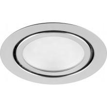 Светодиодный мебельный светильник Feron LN7, 3W, 150Lm, 4000К, хром 28904