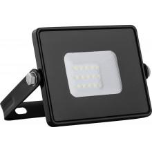 Прожектор светодиодный Feron LL-919 2835 SMD 20W 4000K IP65 черный с матовым стеклом 114*121*26 мм (арт. 29493)