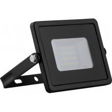 Прожектор светодиодный Feron LL-920 2835 SMD 30W 4000K IP65 черный с матовым стеклом 132*153*27 мм (арт. 29495)