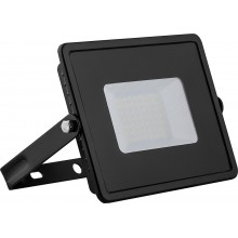 Прожектор светодиодный Feron LL-921 2835 SMD 50W 4000K IP65 черный с матовым стеклом 167*198*28 мм (арт. 29497)