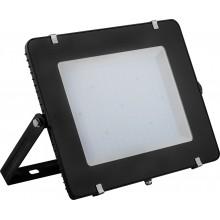 Прожектор светодиодный Feron LL-924 2835 SMD 200W 6400K IP65 черный с матовым стеклом 346*439*56 мм (арт. 29499)