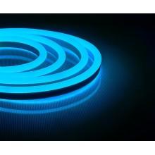 Светодиодная неоновая лента Feron LS720 120SMD(2835)/м 9,6Вт/м 220V IP67 50м синий (арт. 29563)
