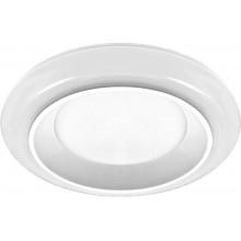 Светильник встраиваемый с белой LED подсветкой Feron AL605 12W 960 Lm 3000К белый (арт. 29601)