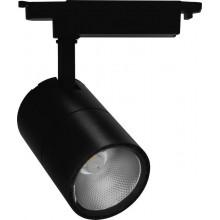 Светильник светодиодный трековый Feron AL103 30W 2400 Lm 4000К 35 градусов черный (арт. 29649)