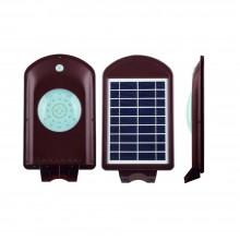 Светильник уличный на солнечной батарее Feron SP2331 40LED 2w 6000K пластик, с датчиком движения IP65 32025