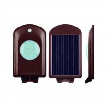 Светильник уличный на солнечной батарее Feron SP2332 64LED 5w 6000K пластик, с датчиком движения IP65 32026