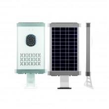 Светильник уличный на солнечной батарее Feron SP2334 36LED 5w 6000K алюминий IP65 32028