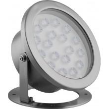 Светодиодный прожектор подводный Feron ЛЮКС LL-874 9LED IP68 18w 24V RGB 32039