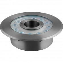 Светодиодный прожектор подводный Feron ЛЮКС LL-876 D215xH90, IP68 12W 24V RGB 32041