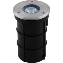 Тротуарный светодиодный светильник ЛЮКС Feron SP4313 1W 6500K AC230V D62*H100 мм IP67 32066