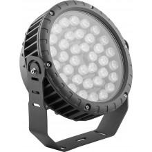 Прожектор светодиодный круглый Feron LL-885 D230xH260мм, IP65 36W, теплый белый (арт. 32146)