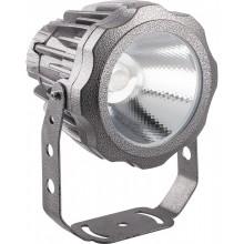 Прожектор светодиодный круглый Feron LL-886 D90xH115мм, IP65 10W, теплый белый (арт. 32149)