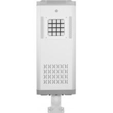 Светильник уличный на солнечной батарее Feron SP2338 30W 6400К с датчиком движения IP65 серый 878*310*80мм (арт. 32190)