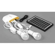 Аккумуляторная солнечная панель Feron PS0401 3W с контроллером (арт. 32192)