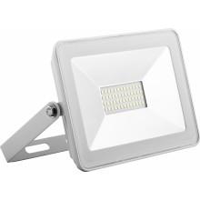 Прожектор светодиодный Saffit SFL90-30 30W 6400K IP65 185*131*40мм (арт. 55072)