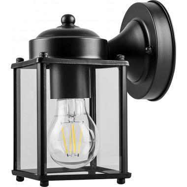 Светильник садово-парковый Feron PL200 60W E27 230V, черный (арт. 11878)