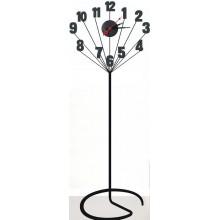 Декоративная наклейка с часами Feron NL30 1*AА батарея 23301