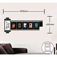 Ночник с наклейками на стену для 5 фоторамок Feron NL83 23333