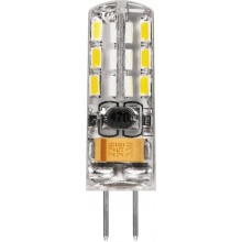 Лампа светодиодная Feron LB-420 G4 2W 12V 6400K (арт. 25859)