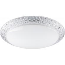 Светодиодный управляемый светильник накладной Feron AL5350 тарелка 60W 3000К-6500K белый (арт. 29722)