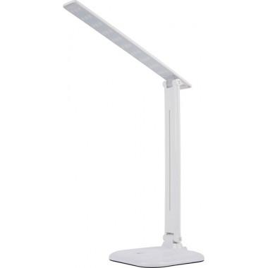 Настольная лампа светодиодная Feron DE1725 10W,100-240V, 4000К, белый (арт. 29861)