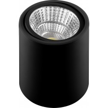 Светодиодный светильник Feron AL516 накладной 10W 4000K черный поворотный (арт. 29888)