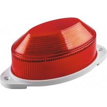 Светильник-вспышка (стробы) Feron STLB01 IP54 18LED 1,3W красный (арт. 29895)