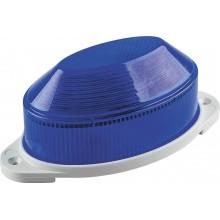 Светильник-вспышка (стробы) Feron STLB01 IP54 18LED 1,3W синий (арт. 29896)