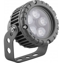 Светодиодный светильник ландшафтно-архитектурный Feron LL-882 85-265V 5W зеленый IP65 (арт. 32234)