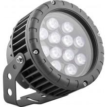 Светодиодный светильник ландшафтно-архитектурный Feron LL-883 85-265V 12W зеленый IP65 (арт. 32235)
