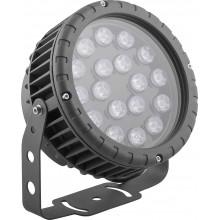 Светодиодный светильник ландшафтно-архитектурный Feron LL-884 85-265V 18W зеленый IP65 (арт. 32236)