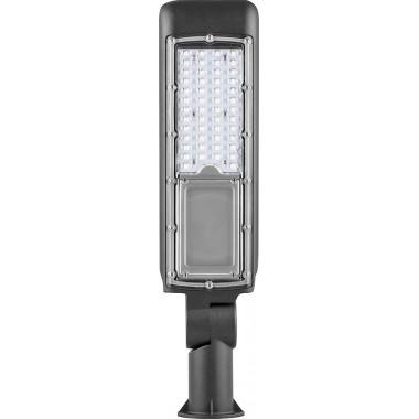 Светодиодный уличный консольный светильник Feron SP2819 50W 6400K 85-265V/50Hz, черный (арт. 32252)