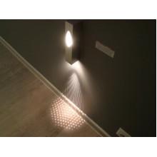 Светильник светодиодный настенный Flesi Brilliant rays WW