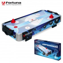 Аэрохоккей Fortuna hr-31 blue ice hybrid настольный 86х43х15см 7748