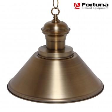 Светильник для бильярдного стола Fortuna Toscana Bronze Antique 1 плафона 10075