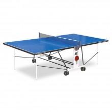 Стол теннисный Start line compact outdoor-2 lx с сеткой 8496