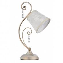Настольная лампа Freya FR2406-TL-01-WG Lorette Белое золото