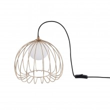 Настольная лампа Maytoni Polly MOD542TL-01G черный с золотом