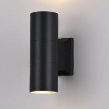 Архитектурный светильник Maytoni Bowery O574WL-02B черный