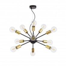 Светильник в стиле Лофт Maytoni Jackson T546PL-12B черный